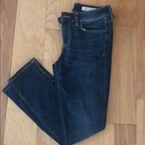 Size 27 Pilcro and the Letterpress jeans..
